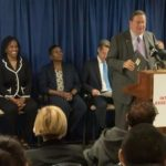 Olympian Jackie Joyner-Kersee Visits Hartford to Announce Comcast Program